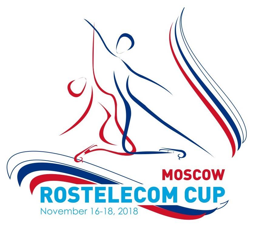 GP - 5 этап. Nov 16 - Nov 18 2018, Rostelecom Cup, Moscow /RUS LOGO_Rostelecom_Cup