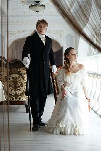 Kristina Astakhova, Alexei Rogonov