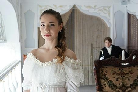 Kristina Astakhova Alexei Rogonov