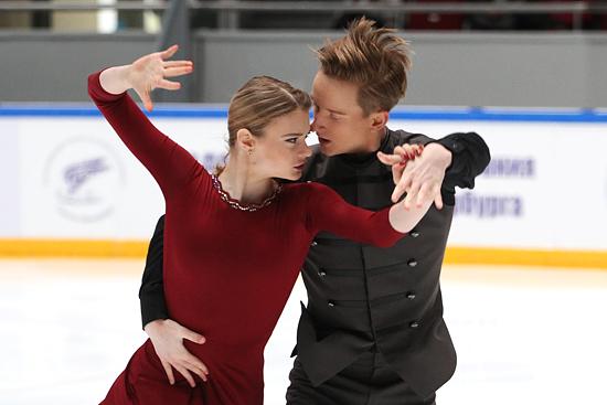 Анастасия Скопцова-Кирилл Алешин/танцы на льду - Страница 4 IMG_8943
