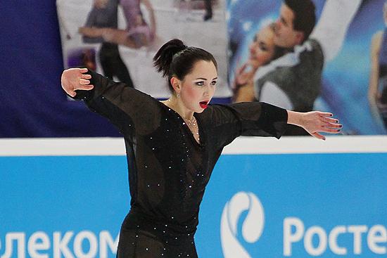 Елизавета Туктамышева не примет участия в Team Challenge Cup