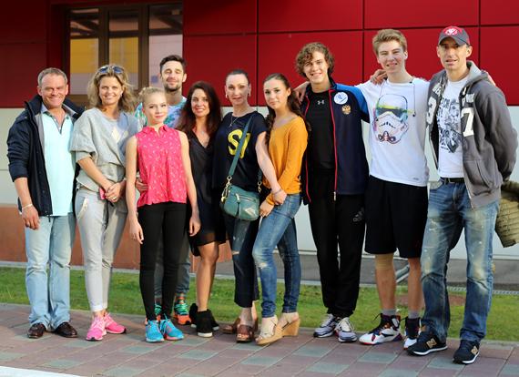 Группа Ксении Румянцевой - ЦСО «Самбо-70», отделение «Хрустальный» (Москва) - Страница 2 D16B3278